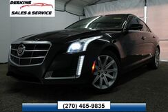 2014_Cadillac_CTS_2.0L Turbo Luxury_ Campbellsville KY