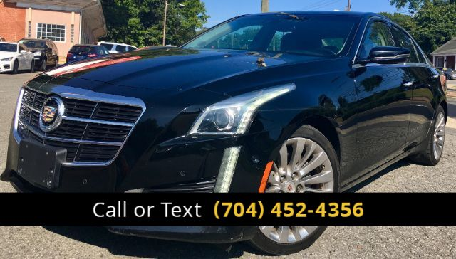 2014 Cadillac CTS 2.0L Turbo Performance AWD Charlotte and Monroe NC
