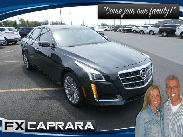 2014 Cadillac CTS 2.0T Luxury Collection Watertown NY