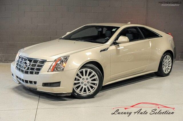 2014_Cadillac_CTS 4_2dr Coupe_ Chicago IL