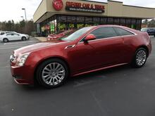 2014_Cadillac_CTS_Base_ Oxford NC