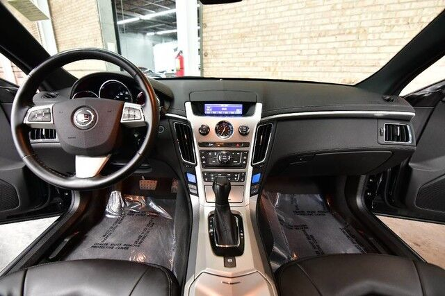 2014 Cadillac CTS Coupe AWD Bensenville IL