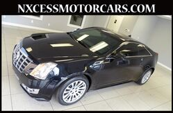 2014_Cadillac_CTS Coupe_Performance AUTO HEATED SEATS ROOF CLEAN CARFAX._ Houston TX