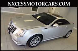 2014_Cadillac_CTS Coupe_Performance NAVIGATION BACK-UP CAMERA 1-OWNER._ Houston TX