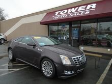 2014_Cadillac_CTS Coupe_performance_ Schenectady NY