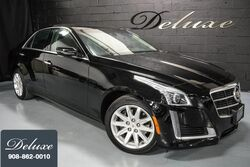 Cadillac CTS Sedan Luxury AWD, Navigation System, Rear-View Camera, Bose Surround Sound, Bluetooth Streaming Audio, Heated Leather Seats, Panorama Sunroof, 17-Inch Alloy Wheels, 2014