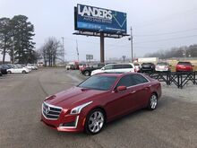 2014_Cadillac_CTS Sedan_Performance RWD_ Bryant AR
