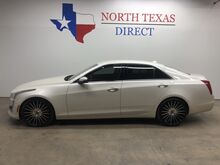 2014_Cadillac_CTS Sedan_V Sport Twin Turbo Cue Touch Screen Heated/AC Leather_ Mansfield TX