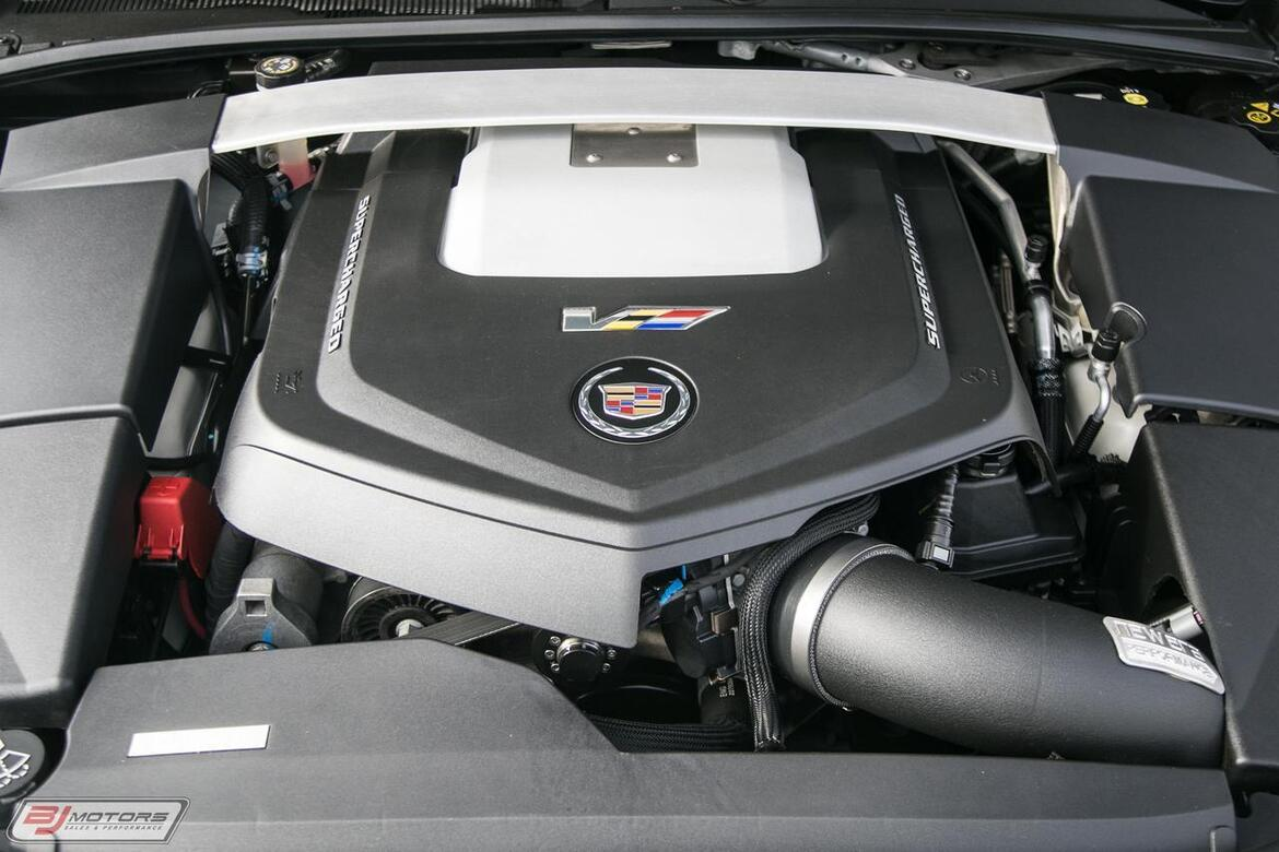 2014 Cadillac CTS-V Coupe  Tomball TX