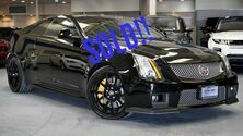 Cadillac CTS-V Coupe Automatic 2014