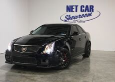 2014_Cadillac_CTS-V Sedan__ Houston TX