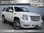 2014 Cadillac Escalade Premium AWD Rear TV