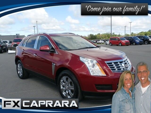2014 Cadillac SRX Luxury Collection Watertown NY