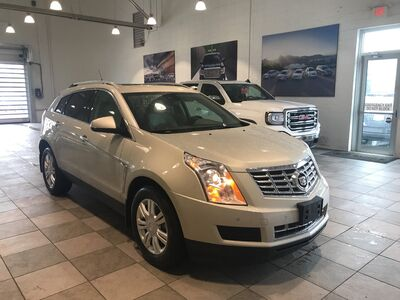 2014_Cadillac_SRX_Luxury Collection_ Charleston SC