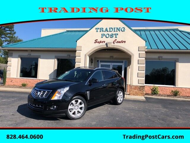 2014_Cadillac_SRX_Performance Collection_ Conover NC