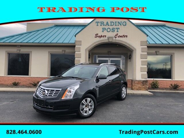 2014_Cadillac_SRX4_Luxury Collection_ Conover NC