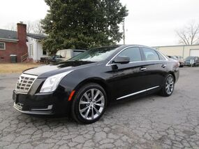 Cadillac XTS Livery Package 2014