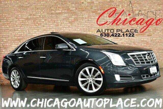2014 Cadillac XTS Luxury - 3.6L V6 VVT ENGINE FRONT WHEEL DRIVE NAVIGATION BACKUP CAMERA KEYLESS GO HEATED/COOLED SEATS BOSE AUDIO Bensenville IL