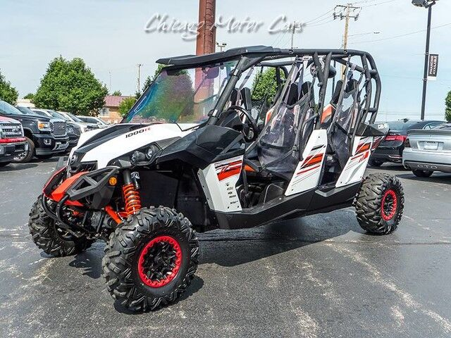 2014_Can-Am_MAVERICK MAX RS 1000 DPS_Side-by-Side 4 Seater_ Chicago IL