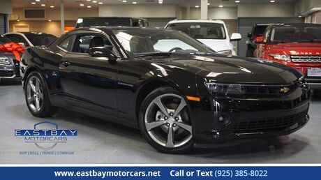 2014 Chevrolet Camaro 2LT with RS Package San Ramon CA