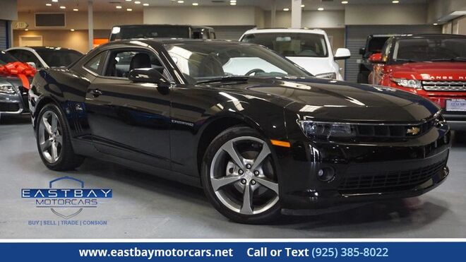 2014_Chevrolet_Camaro_2LT with RS Package_ San Ramon CA