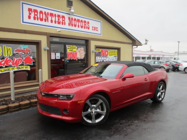 2014 Chevrolet Camaro Convertible 1LT Middletown OH