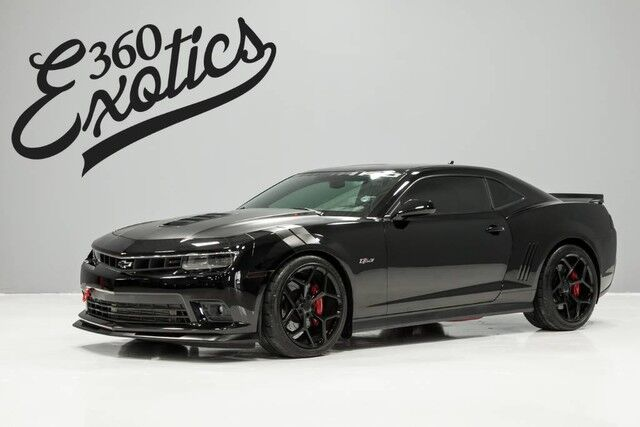 2014 Chevrolet Camaro SS Procharged RS-1LE Austin TX