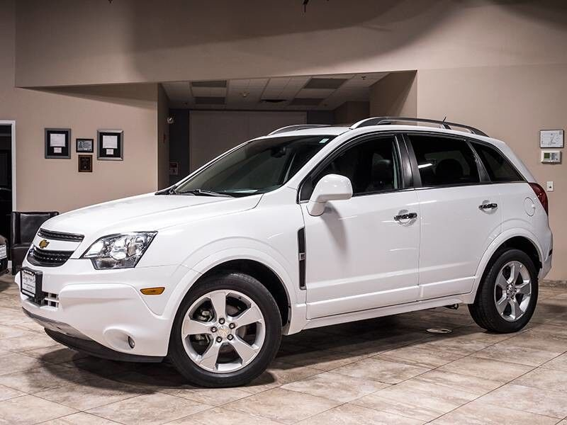 2014_Chevrolet_Captiva Sport Fleet LTZ_SUV_ Chicago IL