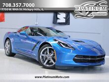 2014_Chevrolet_Corvette Stingray_2LT_ Hickory Hills IL