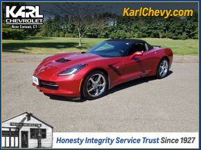 2014_Chevrolet_Corvette Stingray_2LT_ New Canaan CT