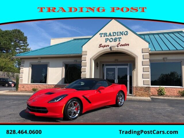 2014_Chevrolet_Corvette Stingray_3LT_ Conover NC