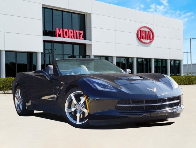 2014 Chevrolet Corvette Stingray Base Fort Worth TX