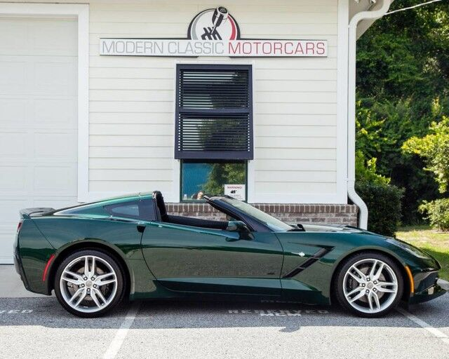 2014 Chevrolet Corvette Stingray Z51 3LT Charleston SC