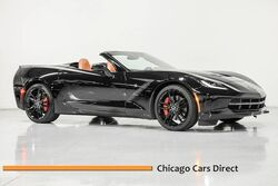 Chevrolet Corvette Stingray Z51 3LT Convertible 2014