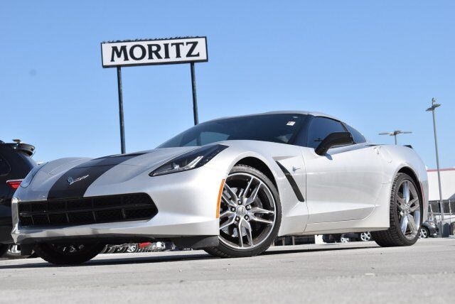 2014 Chevrolet Corvette Stingray Z51 3LT Fort Worth TX