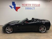 2014_Chevrolet_Corvette Stingray_Z51 3LT GPS Navigation Heated Cooled Leather Back Up Cam_ Mansfield TX