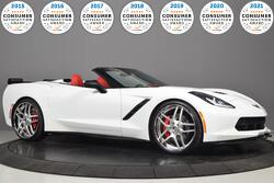 Chevrolet Corvette Stingray Z51 3LT 2014