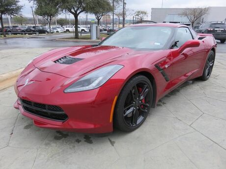 2014 Chevrolet Corvette Stingray Z51 3LT San Antonio TX