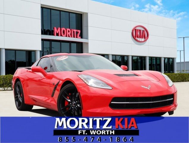 2014 Chevrolet Corvette Stingray Z51 Fort Worth TX