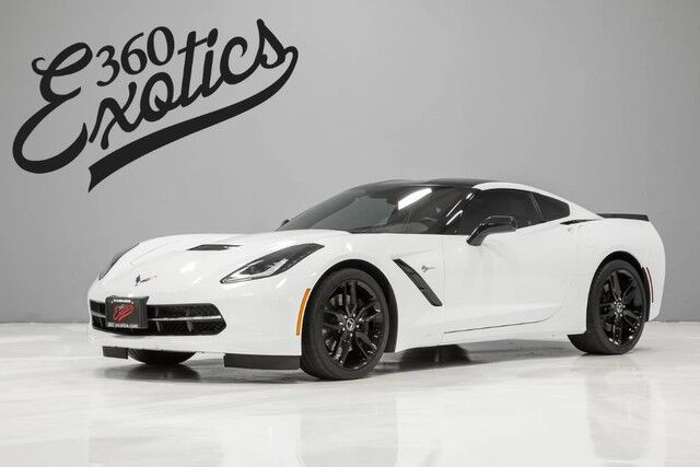 2014_Chevrolet_Corvette Stingray_Z51 W/ 6 Spd Manual_ Austin TX