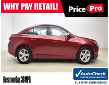 2014_Chevrolet_Cruze_1LT_ Maumee OH