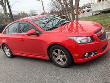 2014_Chevrolet_Cruze_1LT WITH SUN ROOF AND RS SPORT PACKAGE_ Charlotte NC