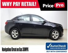 2014_Chevrolet_Cruze_1LT w/Navigation_ Maumee OH
