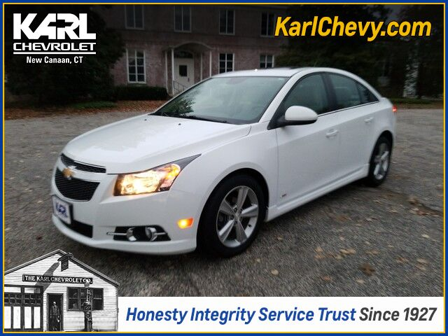 2014 Chevrolet Cruze 2LT New Canaan CT