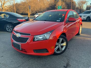 2014_Chevrolet_Cruze_2LT_ Worcester MA