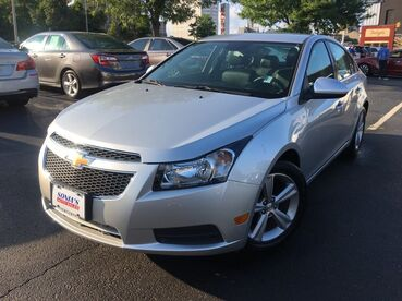 2014_Chevrolet_Cruze_2LT_ Worcester MA