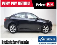 2014_Chevrolet_Cruze_2LT w/Leather & Sunroof_ Maumee OH