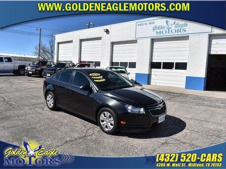 2014_Chevrolet_Cruze_4DR SDN AUTO LS_ Midland TX