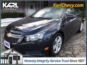 2014_Chevrolet_Cruze_Diesel_ New Canaan CT