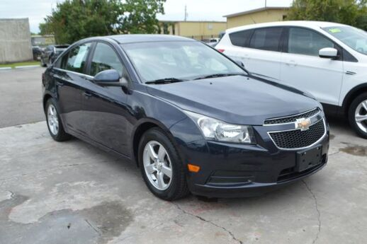 2014 Chevrolet Cruze ECO Manual Houston TX